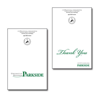Note or Thank you cards -order A2 4.5x5.5 envelope