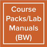 Course Packs/Lab Manuals - BW