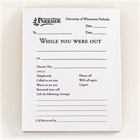 While You Were Out Notepads