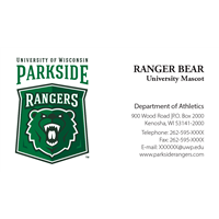 Athletics Business Cards